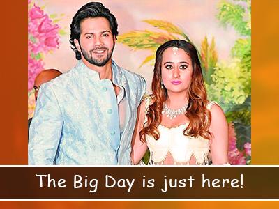 Varun and Natasha's wedding details got us like…