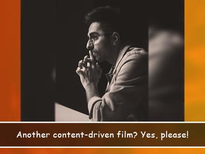 What's next for Ayushmann Khurrana? Chandigarh kare Aashiqui!
