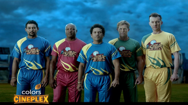 RSWS Cricket series is back! Stay tuned to Colors Cineplex for more details!