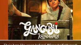 Gangubai Kathiawadi will see you in theatres on this day!