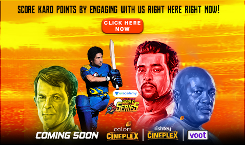 Sticker Campaign Desktop - Colors Cineplex - Legends Cup