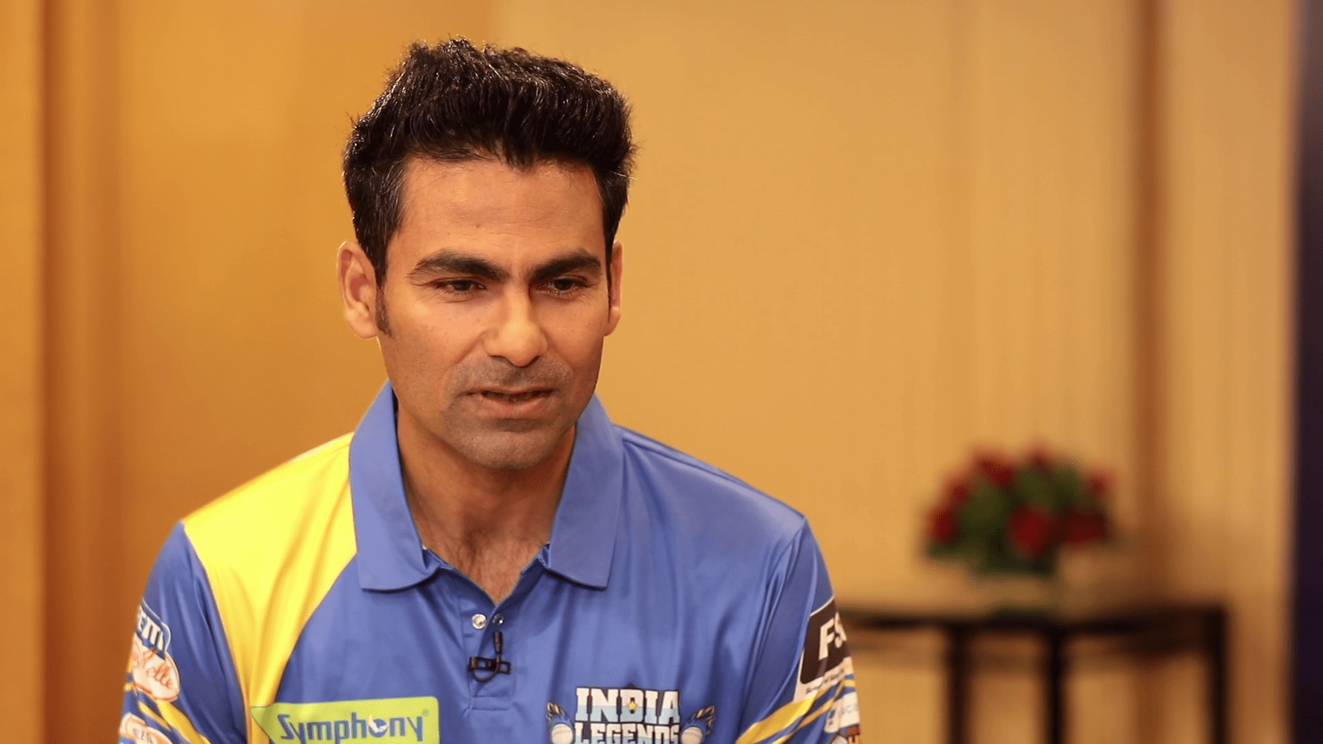 Interview Mohammad Kaif