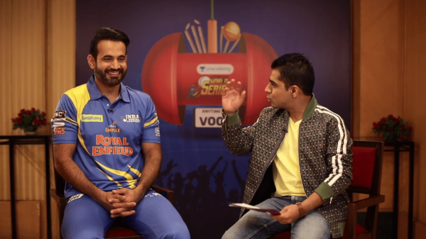 Interview Irfan Pathan