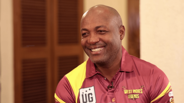 Interview Brian Lara