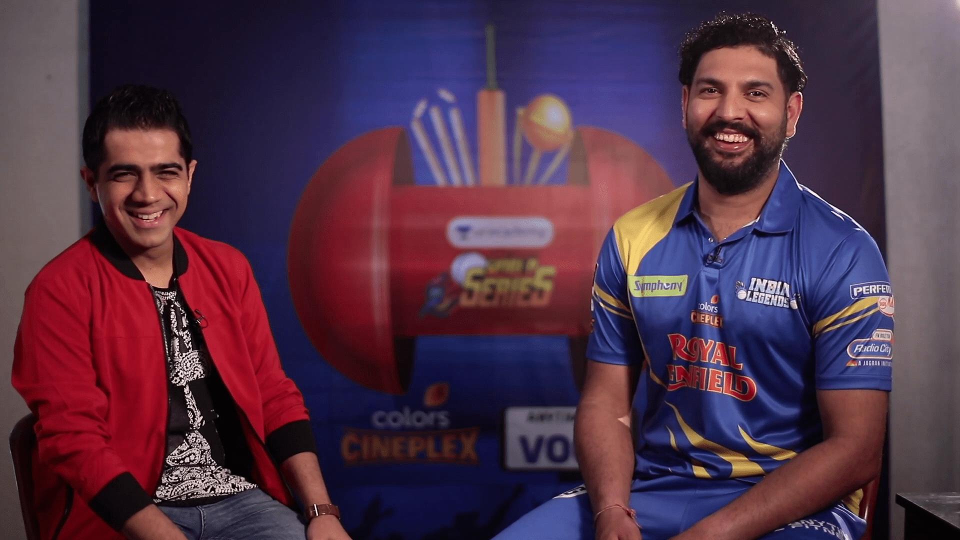 Interview Yuvraj Singh