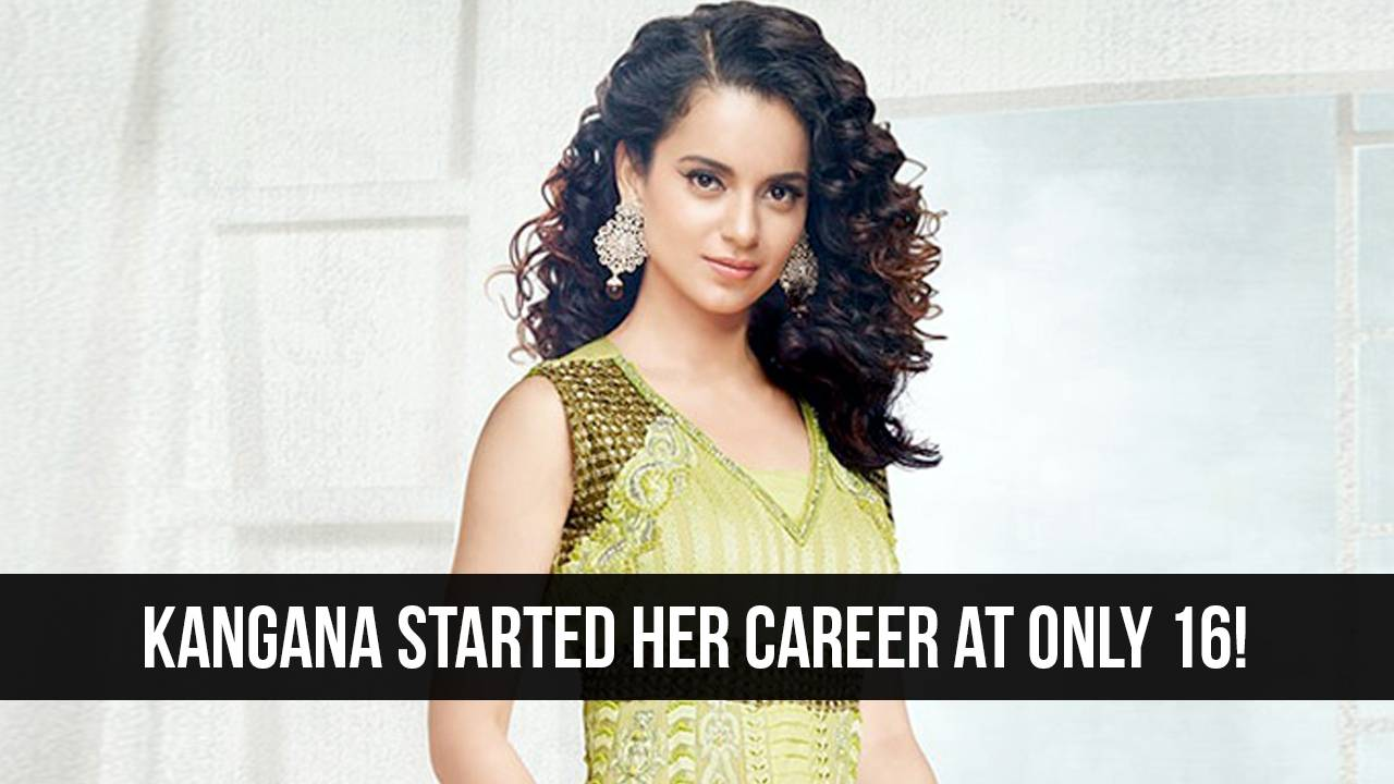 5 Things you should know about Kangana Ranaut!