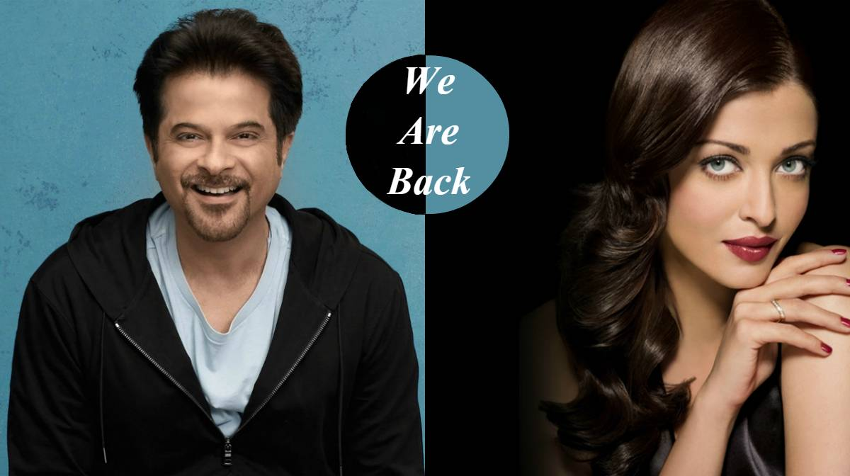 Aishwarya to share screen with Anil Kapoor in her next movie