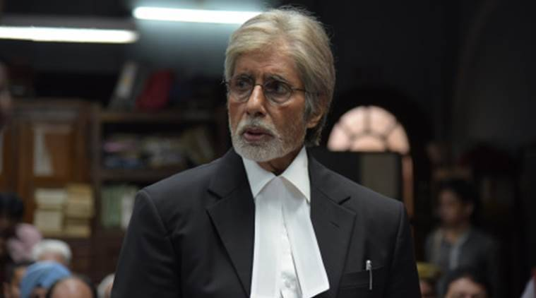 Amitabh Bachchan starrer Pink's trailer is out!