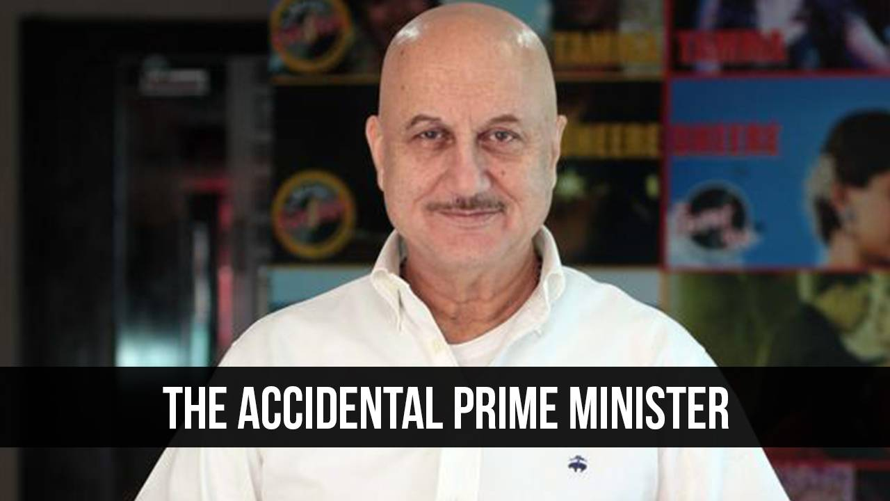 Anupam Kher plays the former Indian Prime Minister in his upcoming film.