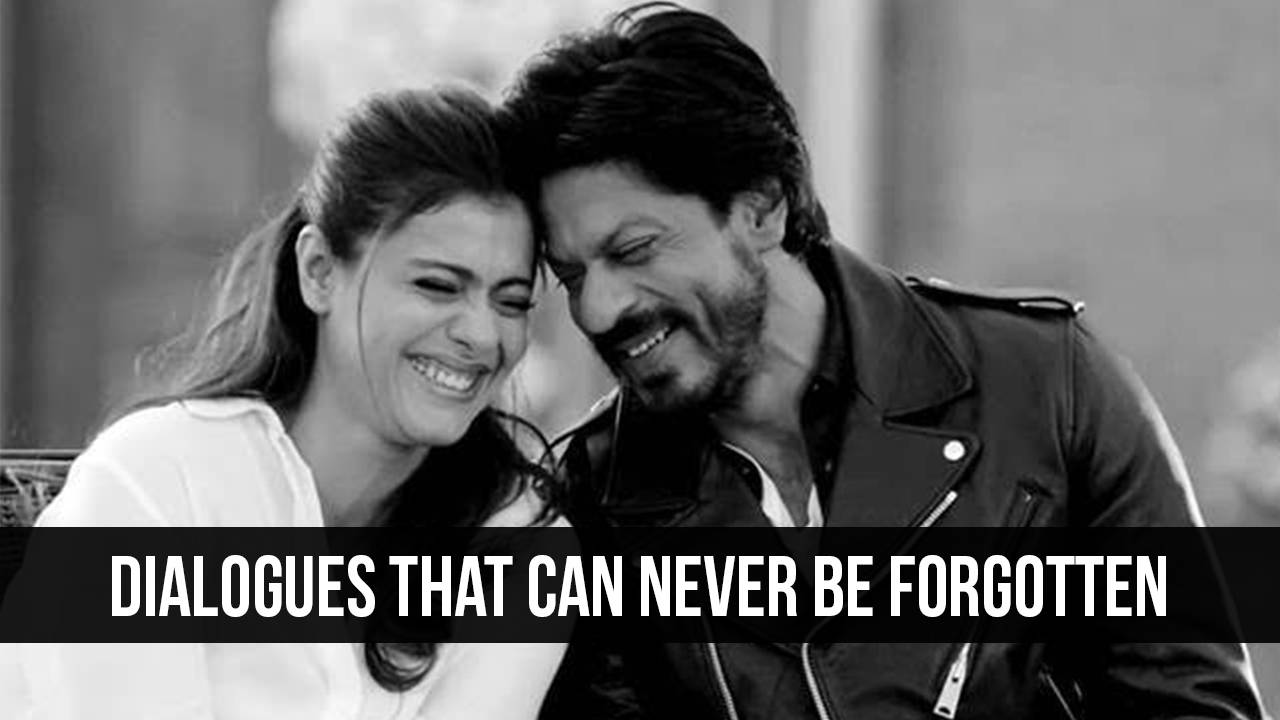 Dialogues from Bollywood movies that express different shades of love.