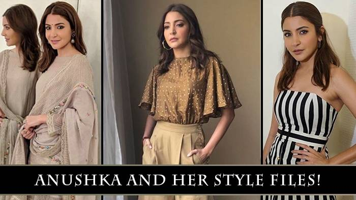 Fashion alert! 10 times Anushka Sharma made us swoon with her style statement!