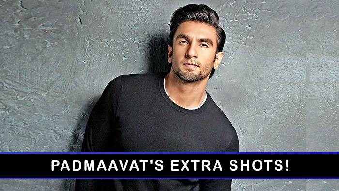 From praising Deepika to being hurt, Ranveer spills beans during a LIVE chat for Padmaavat