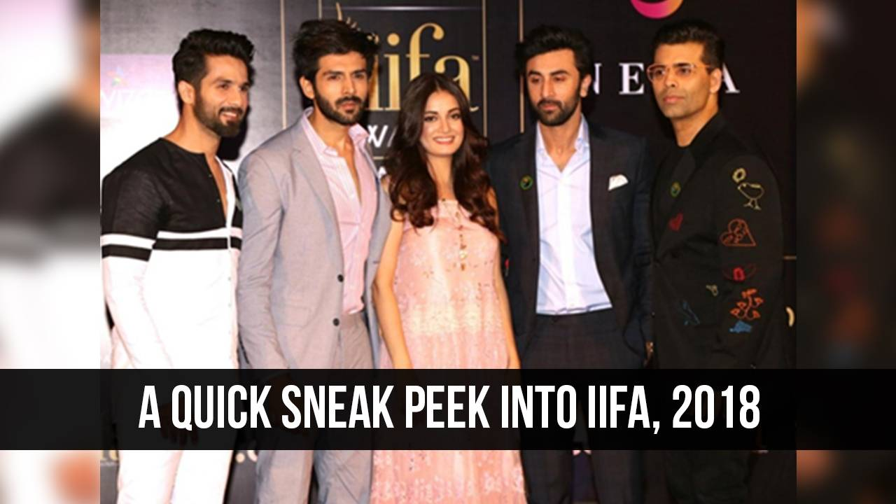 Gear up for IIFA Awards in this exotic location this year!