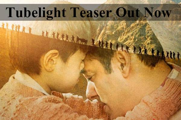 Here's what you can expect from Salman Khan's Tubelight
