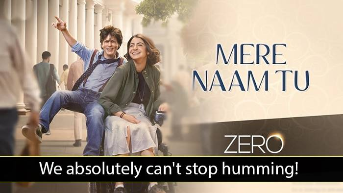 JUST IN! Zero's new song 'Mere Naam Tu' is filled with the colour of love!