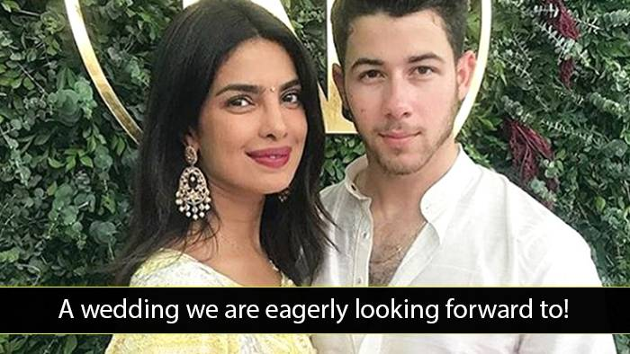 Just like #DeepVeer, Priyanka-Nick to have two weddings! Read all the deets here