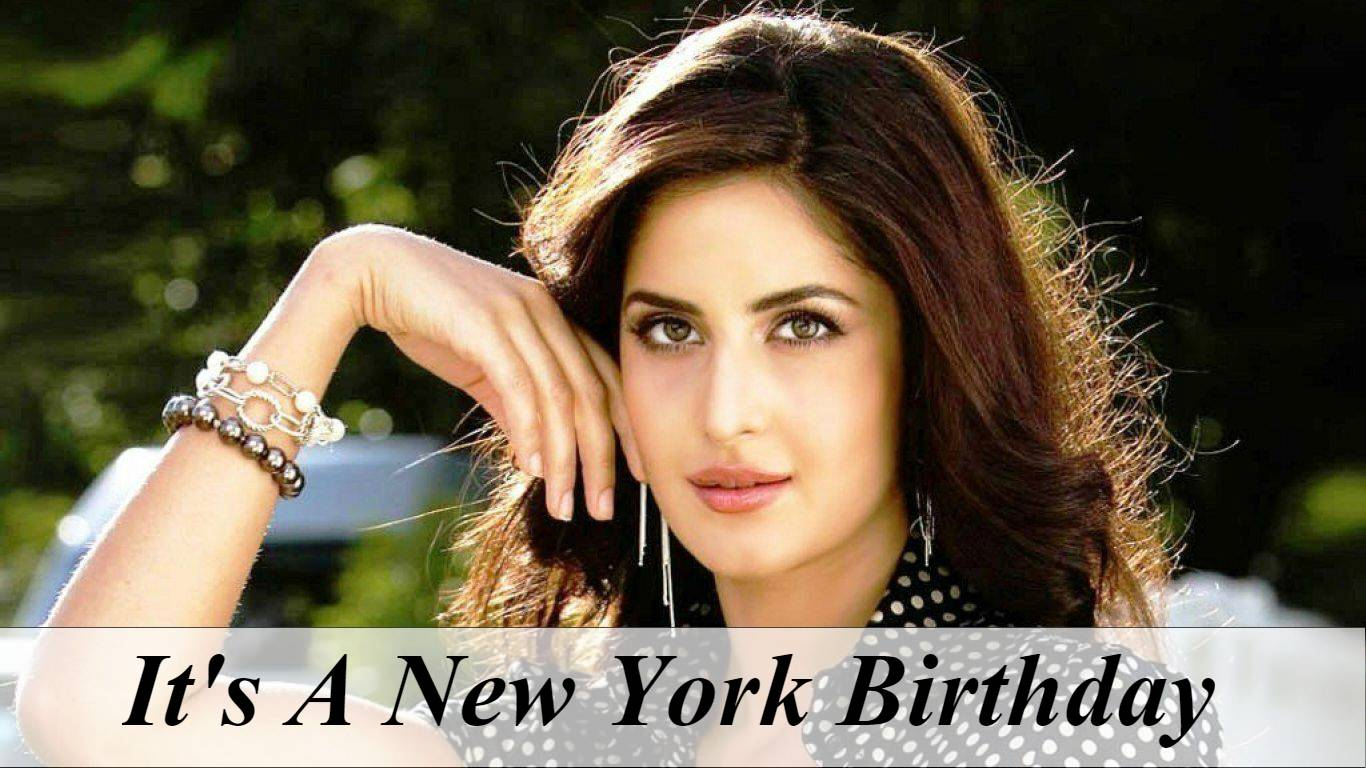 Katrina Kaif Rings in Her Birthday In NYC