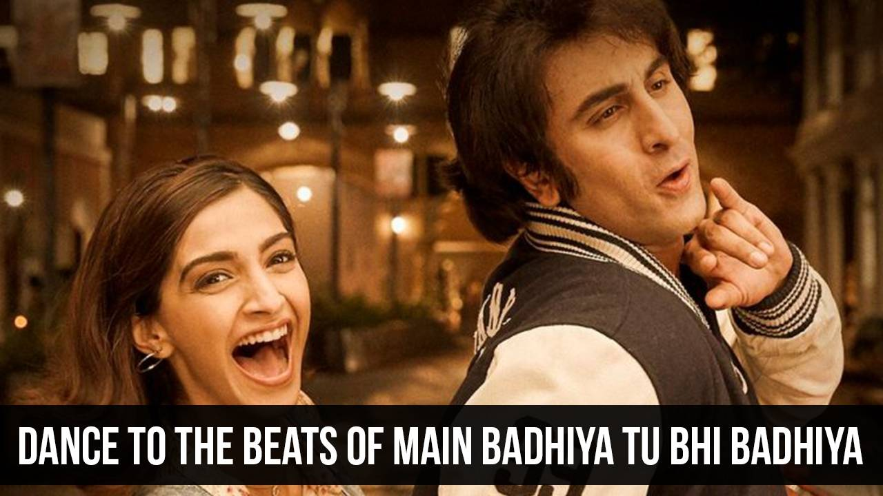'Main Badhiyaa' from Sanju is going to be the # 1 song on your playlist!