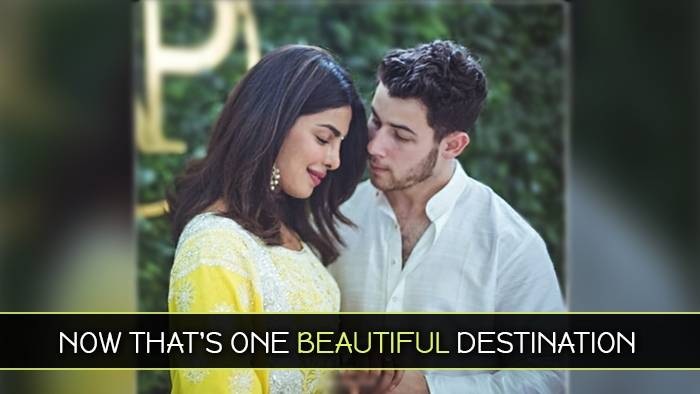 Priyanka Chopra and Nick Jonas have locked their wedding venue!