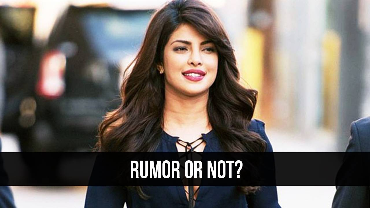 Priyanka Chopra to be replaced in the Don series.