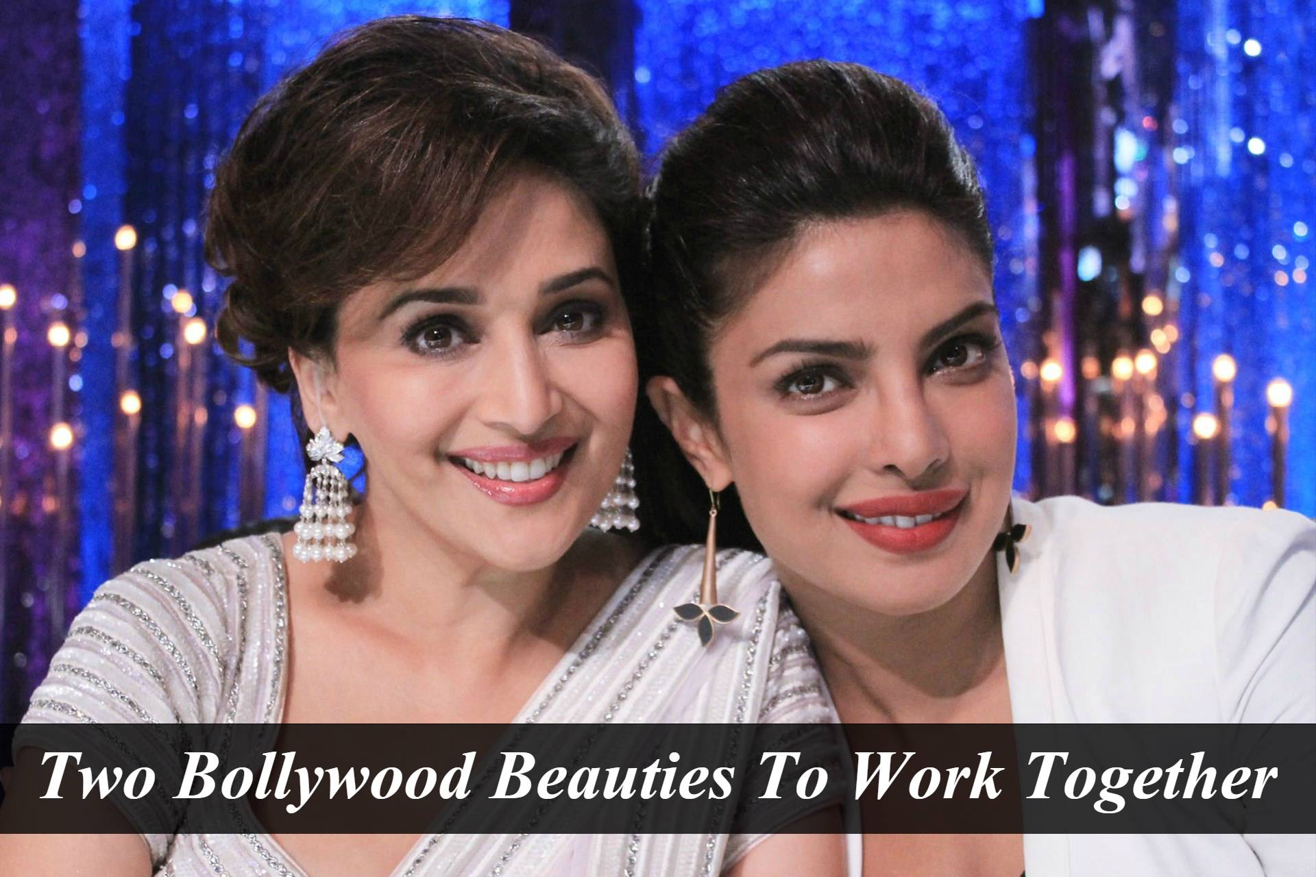 Priyanka Chopra to produce a series based on Madhuri Dixit's life?