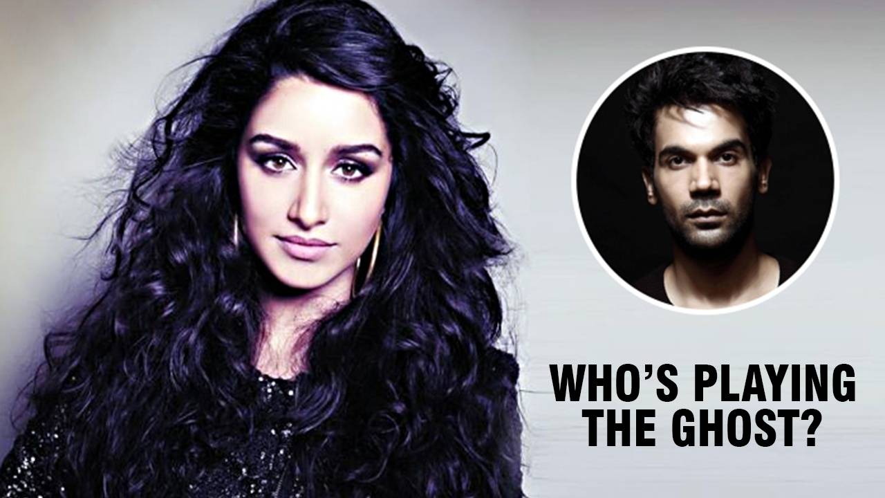 Rajkummar Rao and Shraddha Kapoor to star in a horror movie with a twist!