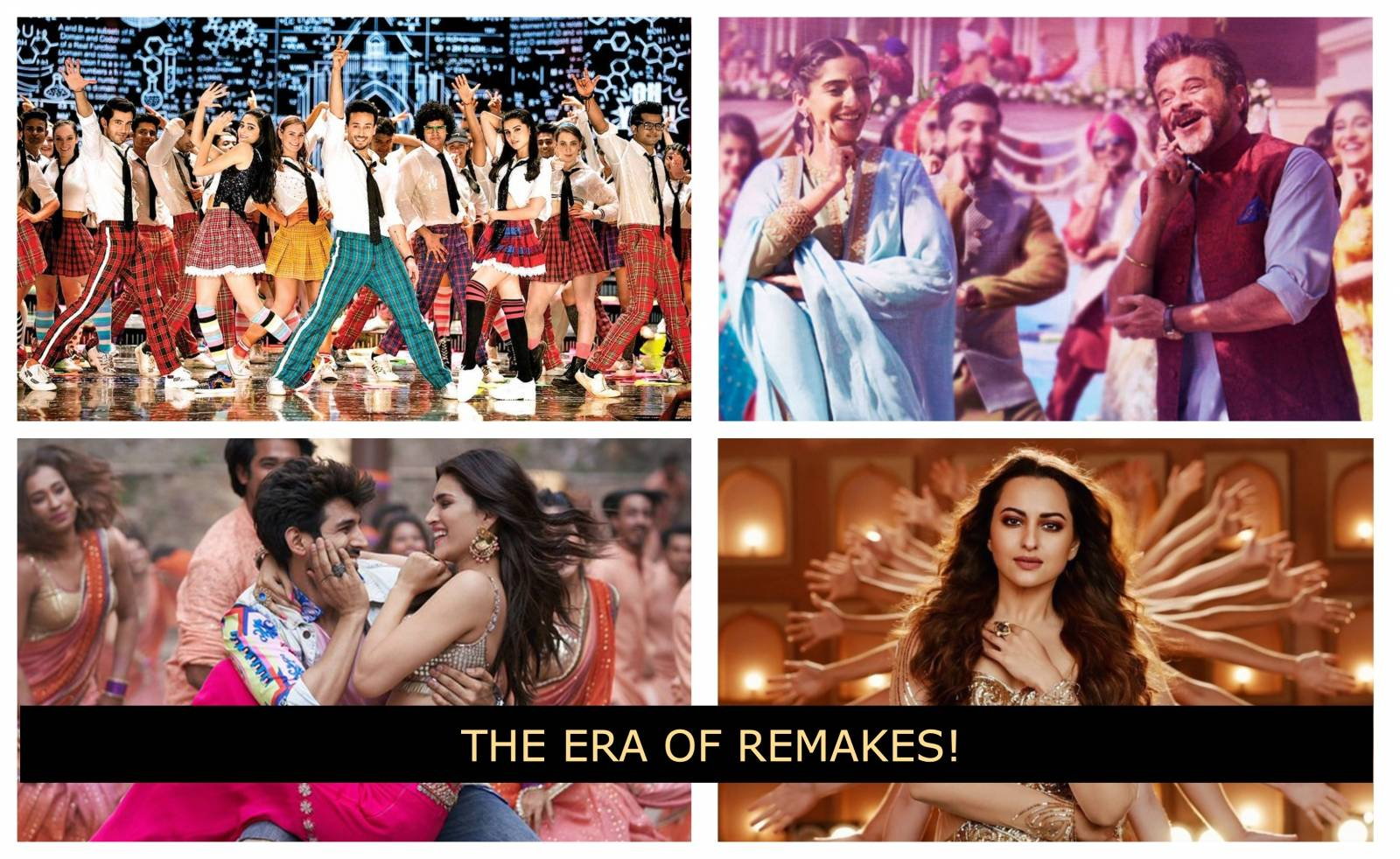 Saturday special: Here's a list of Bollywood remake songs in 2019!