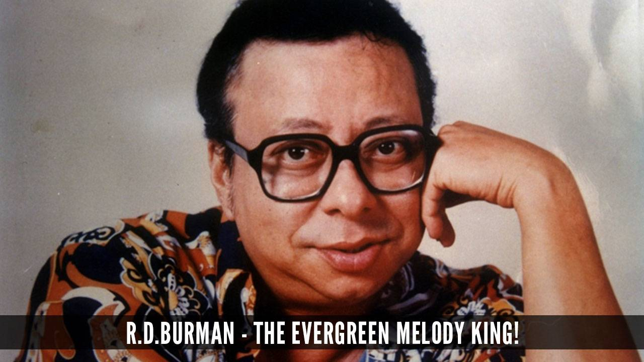 Seven songs by R D Burman, that still rule our playlists!