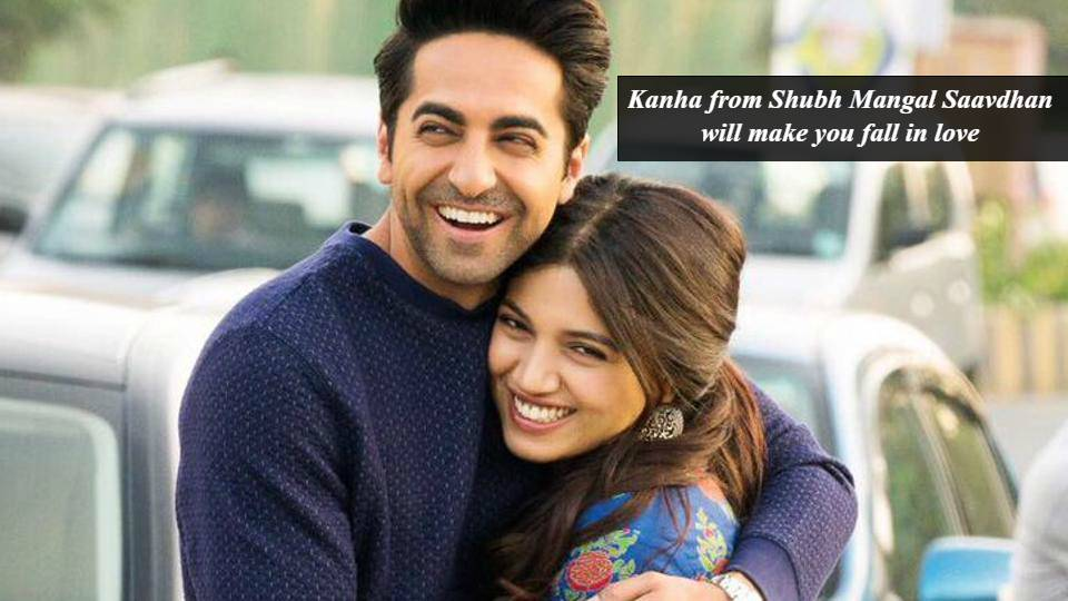 Shubh Mangal Saavdhan's song Kanha shows you the perfect romance