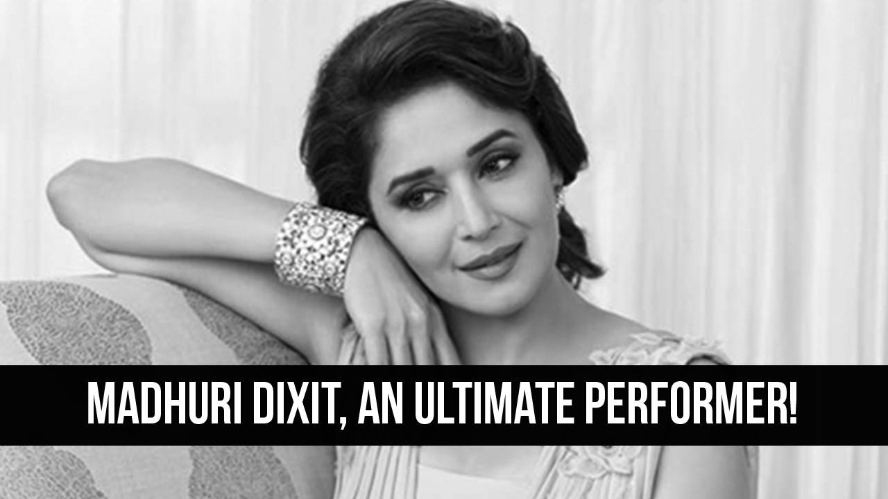 Six iconic roles played by Madhuri Dixit