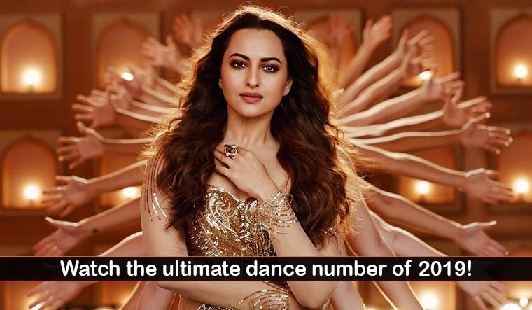 Sonakshi Sinha looks smoking hot in the song Mungda from Total Dhamaal