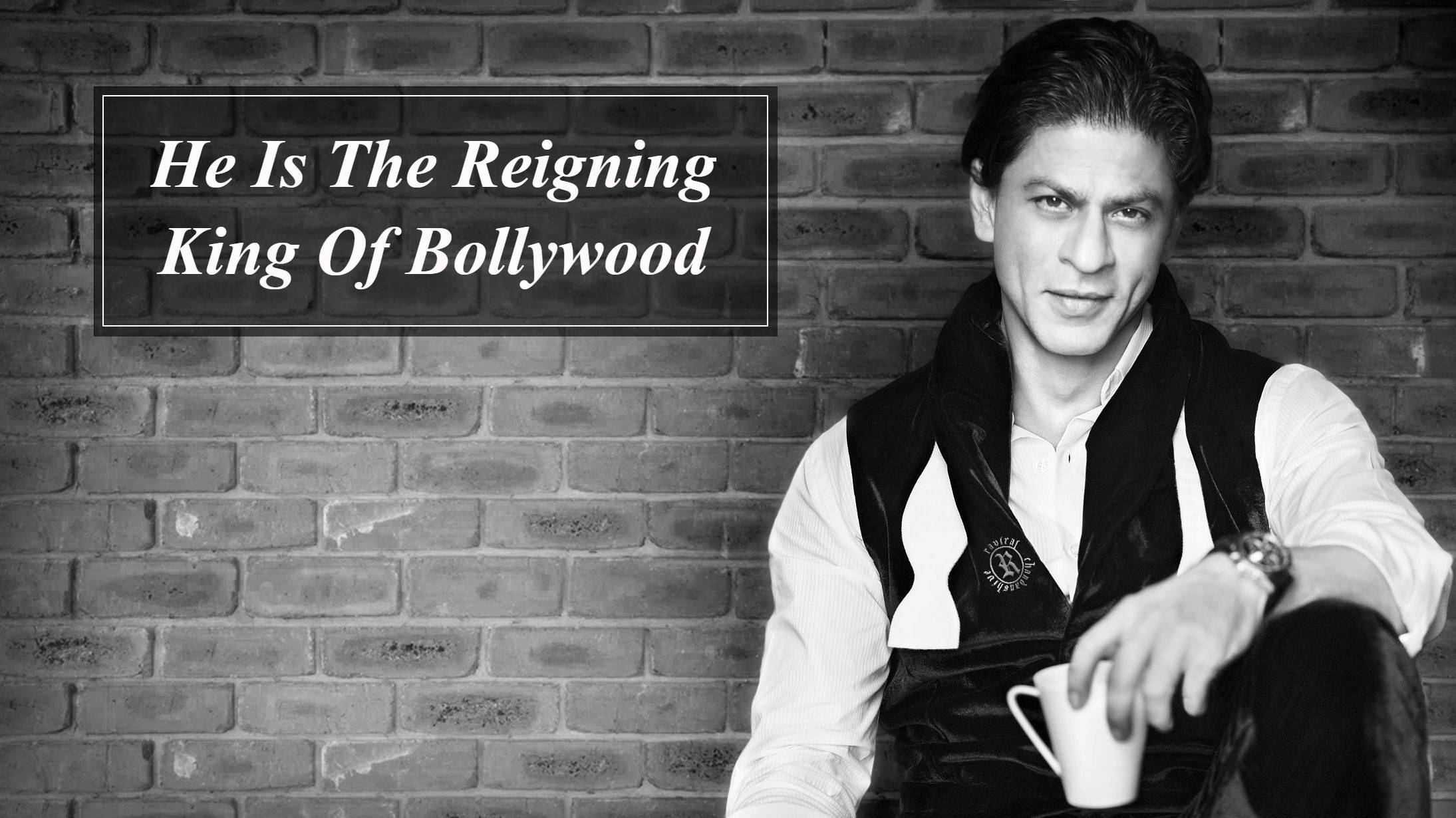 SRK talks about his 25 years in Bollywood