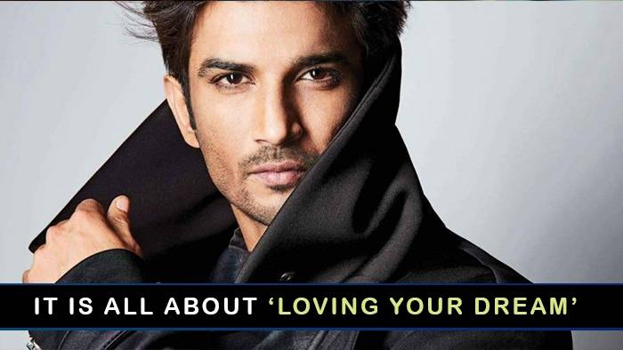 Sushant Singh Rajput's 150 dreams will inspire you for life!