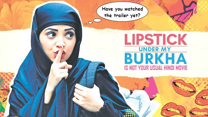 The Lipstick Under My Burkha Trailer Is Like Nothing You've Seen Before!
