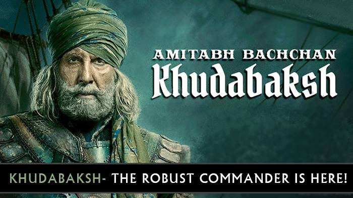 Thugs Of Hindostan motion poster: Amitabh Bachchan's raw look will amaze you!