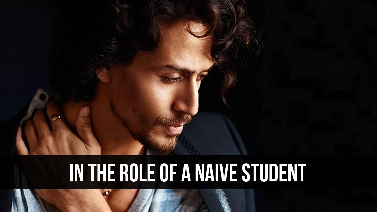 Tiger Shroff talks about 'Student Of The Year 2.'