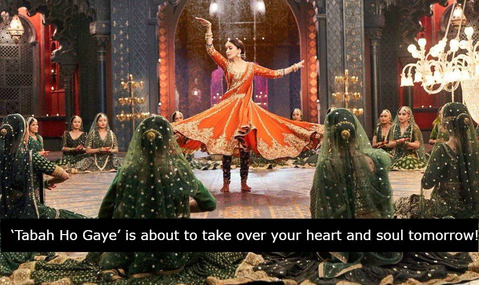 Up next on Kalank: A literal musical treat