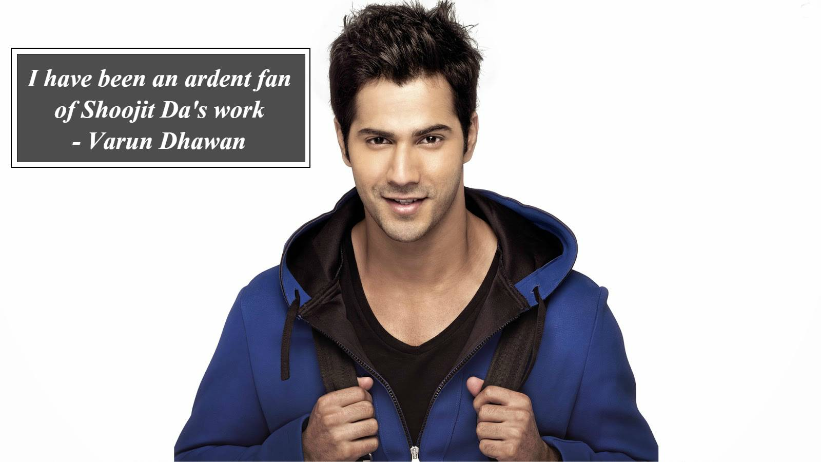 Varun Dhawan To Work In Shoojit Sircar's Next Project