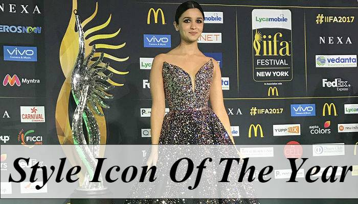 Winners at the IIFA Awards 2017