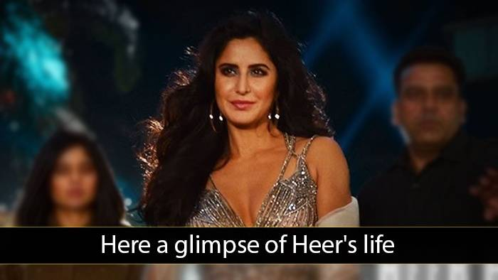 Zero song: Katrina Kaif shows the other side of the stardom in Heer Badnaam
