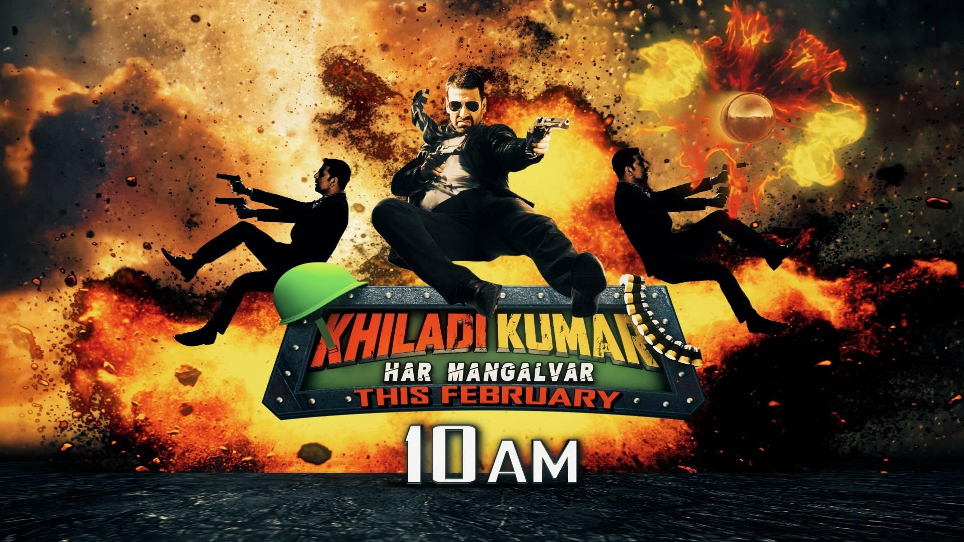 Catch Akshay Kumar every Tuesday at 10AM only on RishteyCineplex.