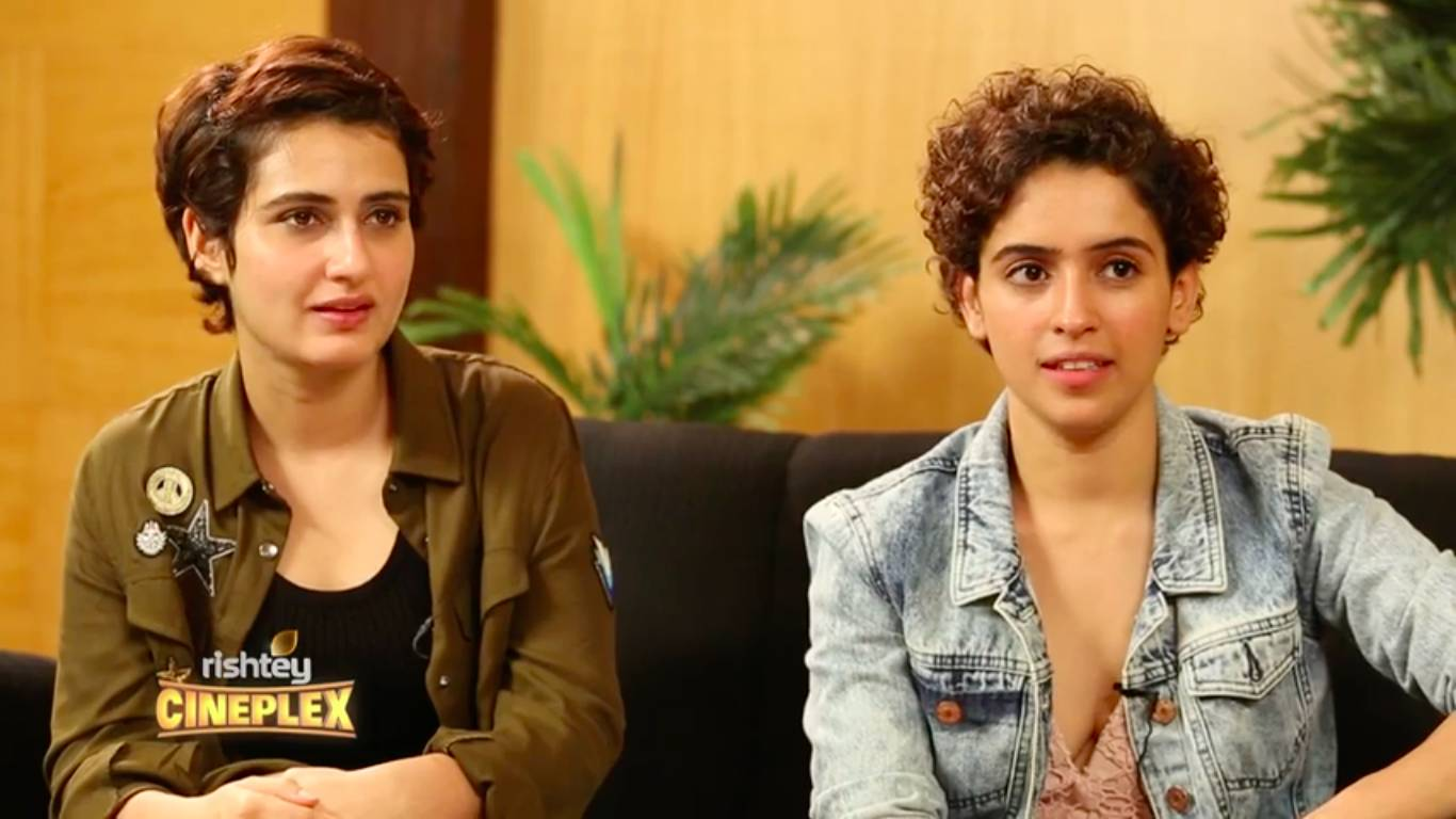 Dangal girls Fatima and Sanya – Rapid fire and honest confessions from childhood