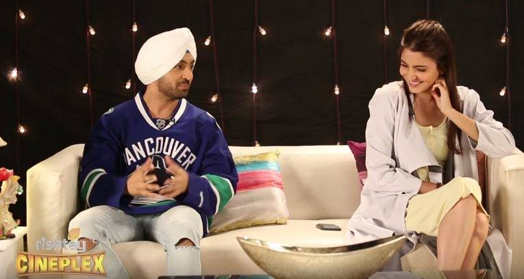 Diljit Dosanjh on not singing for his character and having other do playback for him
