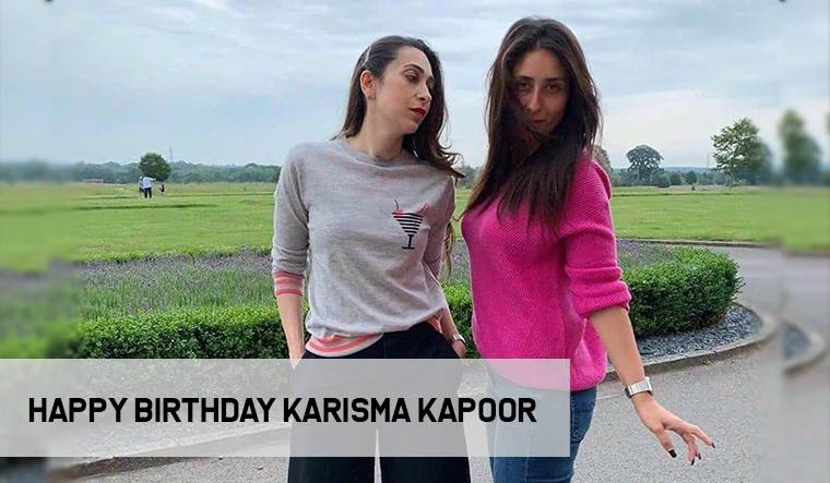 Here's how Karisma Kapoor is celebrating her birthday!