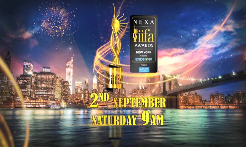 IIFA Awards, 02nd September 9 AM
