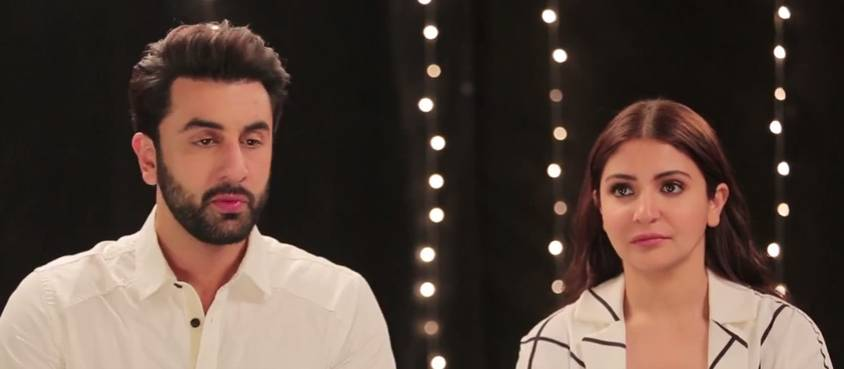 In Conversation With Anushka Sharma & Ranbir Kapoor!