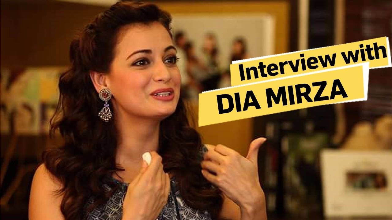 In Conversation With Dia Mirza!