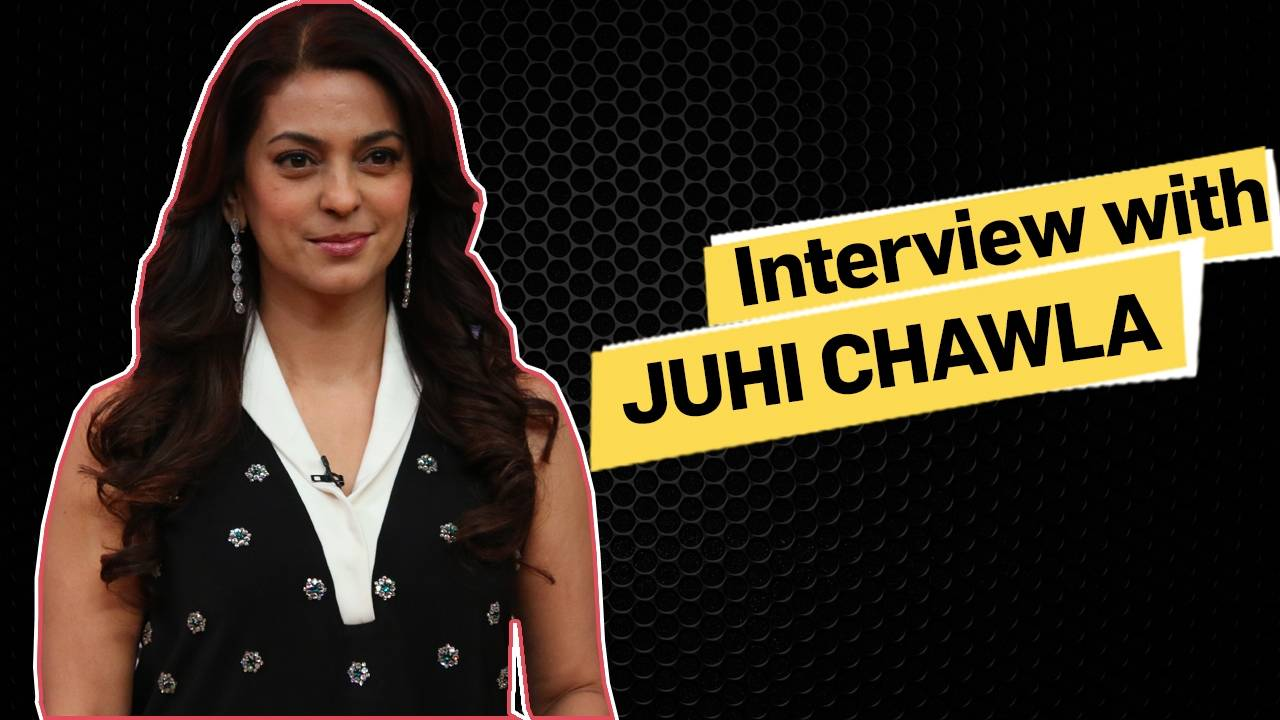 In Conversation with Juhi Chawla!