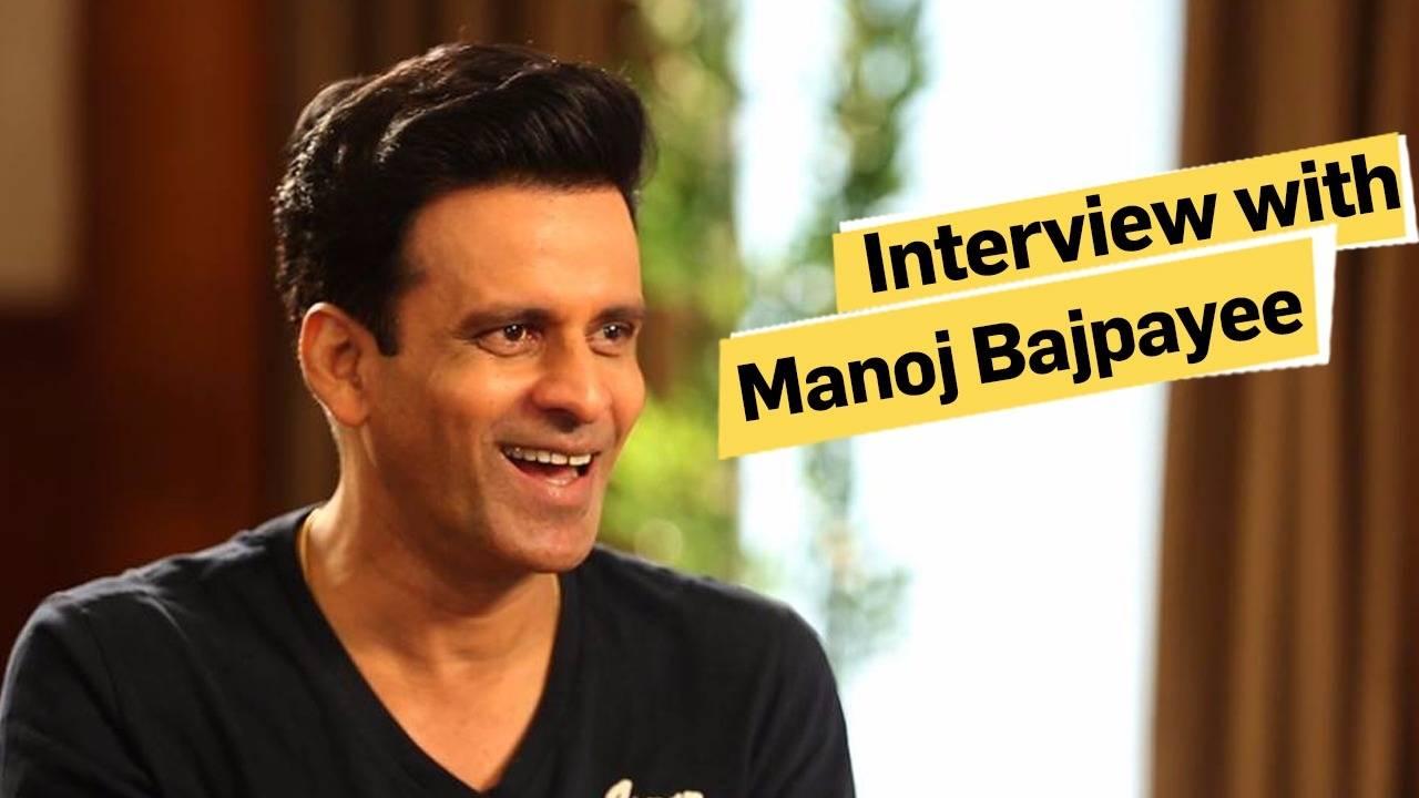 In Conversation With Manoj Bajpayee: Full Interview -1