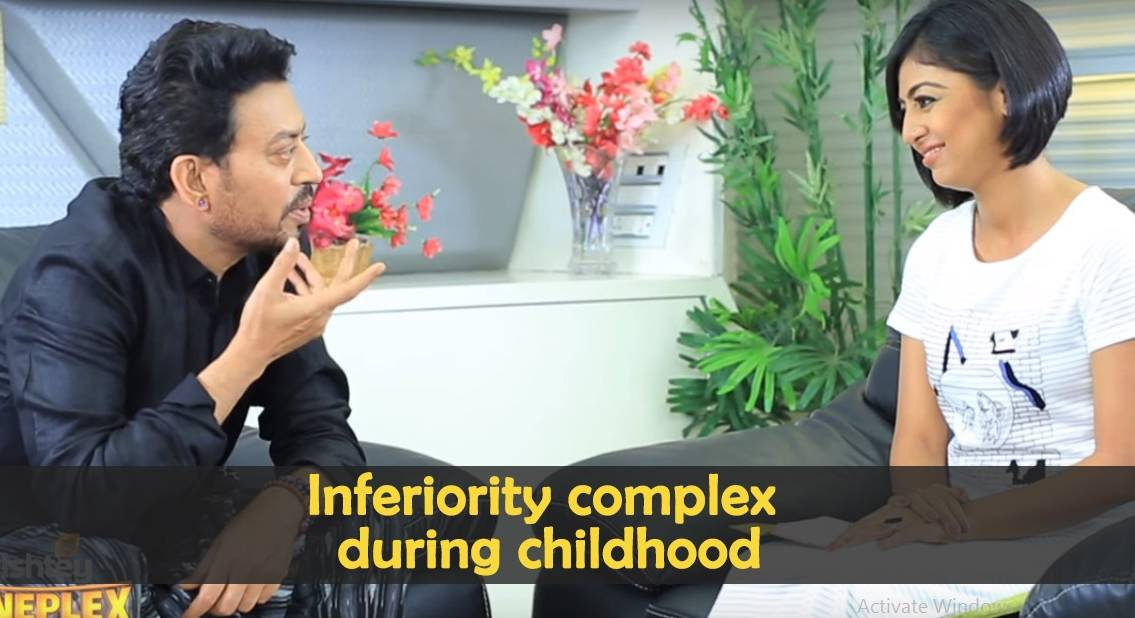 Irrfan Khan on India's complexes with the Hindi language